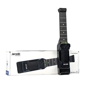 Zivix Jamstik 7 Smart Guitar (JAM-J7-BLE-BK-R-CSE)
