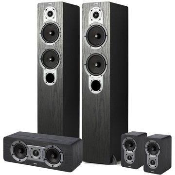 JAMO S 426 HCS 3 černé (S 426 HCS 3/b)