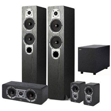 JAMO S 426 HCS 5 černé (S 426 HCS 5/b)
