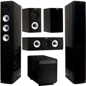 JAMO S 628 HCS 10 černé (S 628 HCS 10/b)
