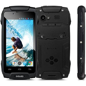 EVOLVEO StrongPhone Q8 LTE černý (SGP-Q8-LTE)