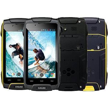 EVOLVEO StrongPhone Q8 LTE + ZDARMA Poukaz Elektronický darčekový poukaz Alza.sk v hodnote 19 EUR, platnosť do 28/2/2017 Poukaz Elektronický dárkový poukaz Alza.cz v hodnotě 500 Kč, platnost do 28/2/2017