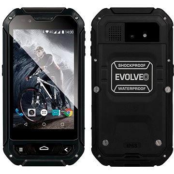 EVOLVEO StrongPhone Q5 LTE (SGP-Q5-B) + ZDARMA Digitální předplatné Týden - roční
