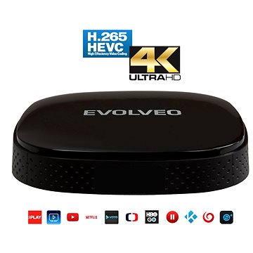 EVOLVEO Android Box Q3 4K (ANDBOX-Q3-4K)