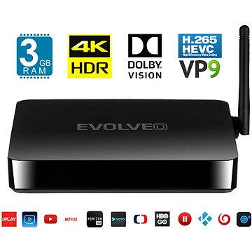 EVOLVEO Android Box H8 (ABOX-H8-HDR)