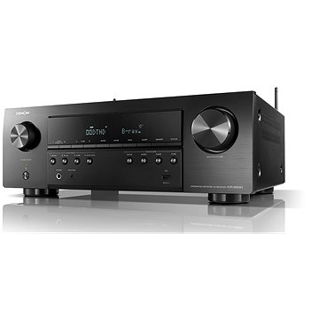 DENON AVR-S650H Black (AVRS650HBB)