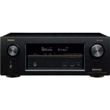 DENON AVR-X3400H Black (AVRX3400HB)