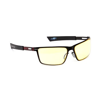 GUNNAR Gaming Collection Heroes of The Storm Strike, onyx fire/ yellow (BLI-00127)
