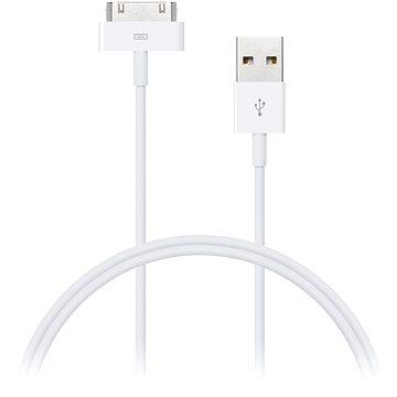 CONNECT IT Wirez Apple 30 pin 2m bílý (CI-601)