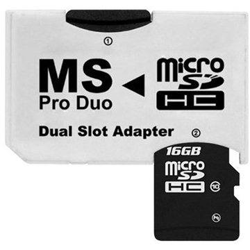 CONNECT IT PRO DUO na 2x Micro SDHC (CI-49)