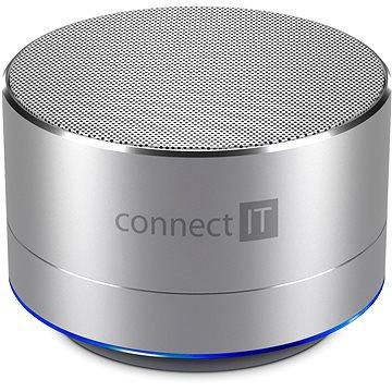 CONNECT IT Boom Box BS500SL Silver (CI-1227)