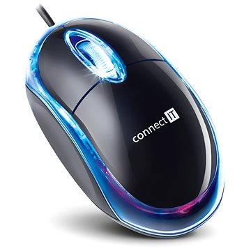 CONNECT IT CI-129 Optical mouse černá (CI-129)