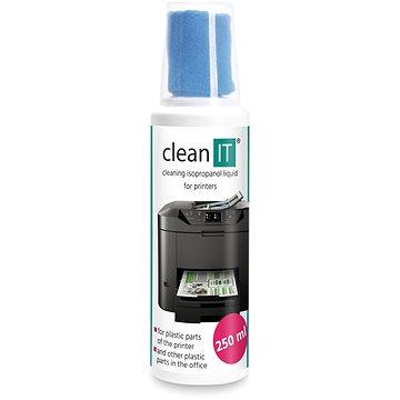 CLEAN IT čisticí roztok na plasty EXTREME s utěrkou, 250ml (CL-190)
