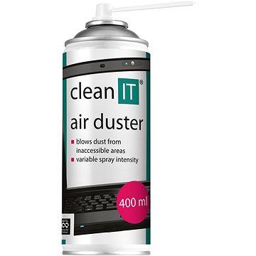 CLEAN IT Stlačený vzduch 400g (CL-1)