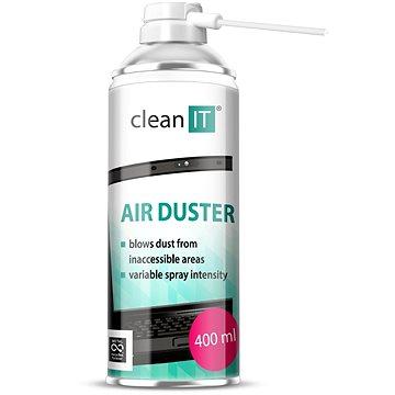 CLEAN IT Stlačený vzduch 400ml (CL-102)