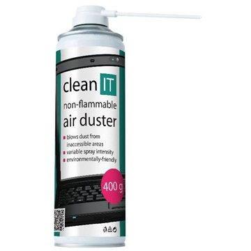 CLEAN IT Stlačený vzduch 400ml (CL-31)