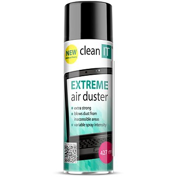 CLEAN IT CL-136 EXTREME stlačený plyn 500g (CL-136)