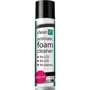 CLEAN IT antistatická čistící pěna na obrazovky 400ml (CL-6)