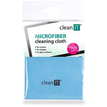 CLEAN IT čisticí utěrka z mikrovlákna, malá světle modrá (CL-710)