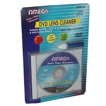 Omega čistící CD/DVD (pc-08)