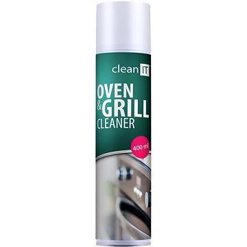 Čisticí emulze CLEAN IT HOUSEHOLD čistič na trouby a grily 400ml (CL-45)