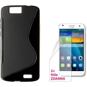 CONNECT IT S-Cover Huawei G7 černé (CI-928)