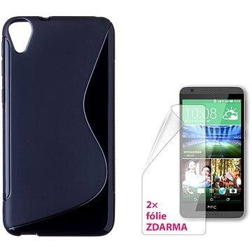 CONNECT IT S-Cover HTC DESIRE 820 černé (CI-920)