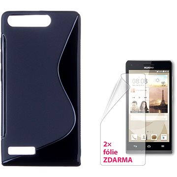 CONNECT IT S-Cover HUAWEI G6 černé (CI-854)