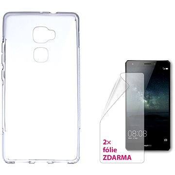 CONNECT IT S-Cover HUAWEI Mate S čiré (CI-865)