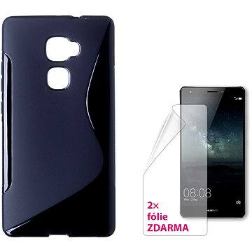 CONNECT IT S-Cover HUAWEI Mate S černé (CI-866)