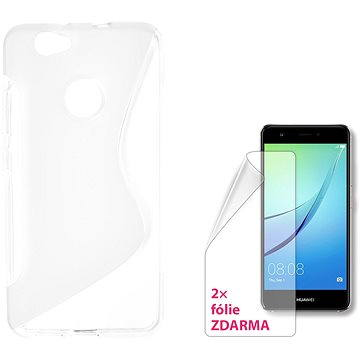 CONNECT IT S-Cover Huawei Nova čiré (CI-1234)