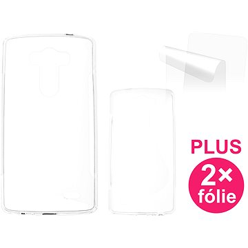 CONNECT IT S-Cover LG G3 (D722) čiré (CI-622)