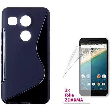 CONNECT IT S-Cover LG Nexus 5X černé (CI-912)