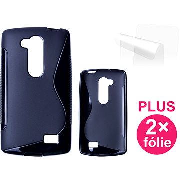 CONNECT IT S-Cover LG L Fino (D295) černé (CI-625)