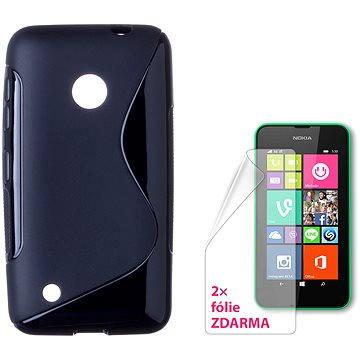 CONNECT IT S-Cover Microsoft Lumia 530 černé (CI-930)