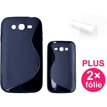CONNECT IT S-Cover Samsung Galaxy Grand Neo Plus Duos (GT-I9060I) černé (CI-607)