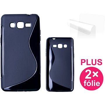 CONNECT IT S-Cover Samsung Galaxy Grand Prime (SM-G530F) černé (CI-611)