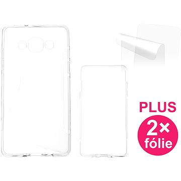 CONNECT IT S-Cover Samsung Galaxy A5 2015 (SM A500F) čiré (CI-614)