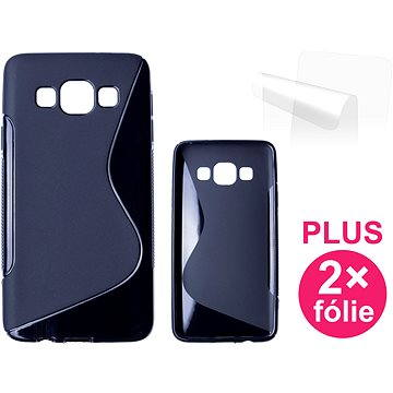 CONNECT IT S-Cover Samsung Galaxy A3 (SM-A300F) černé (CI-617)