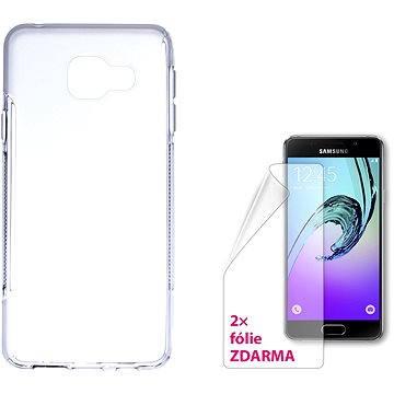 CONNECT IT S-Cover Samsung Galaxy A3 2016 (SM-A310F) čiré (CI-975)