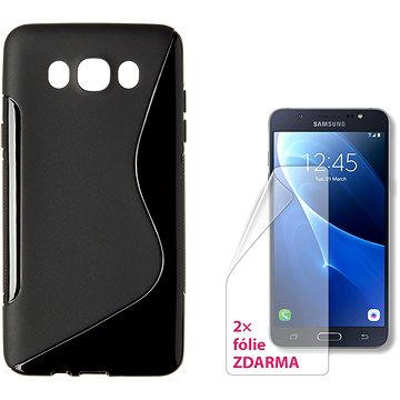 CONNECT IT S-Cover Samsung Galaxy J7 2016 (SM-J710F) černé (CI-1074)