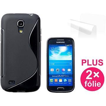 CONNECT IT S-Cover Samsung Galaxy S4 Mini (i9195) černé (CI-341)