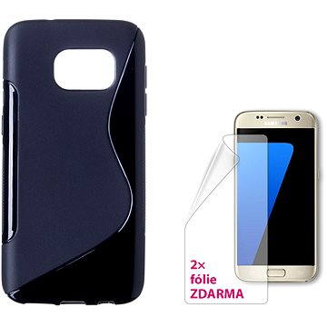 CONNECT IT S-Cover Samsung Galaxy S7 černé (CI-972)