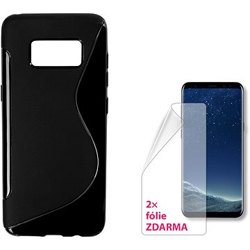CONNECT IT S-Cover Samsung Galaxy S8 černé (CI-1279)