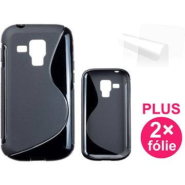 CONNECT IT S-Cover Samsung Galaxy S Duos (S7562) černé (CI-353)