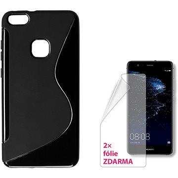 CONNECT IT S-COVER pro Huawei P10 Lite černé (CI-1384)