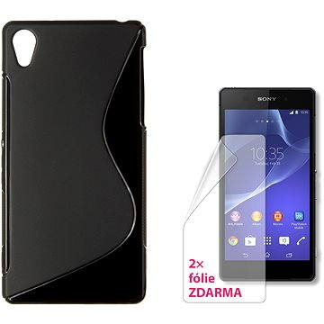 CONNECT IT S-Cover Sony Xperia Z2 černé (CI-1086)