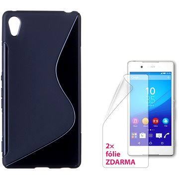 CONNECT IT S-Cover Sony Xperia Z3+ černé (CI-718)