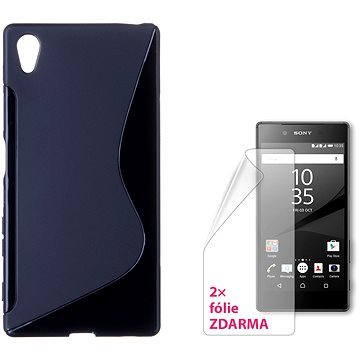 CONNECT IT S-Cover Sony Xperia Z5 černé (CI-900)