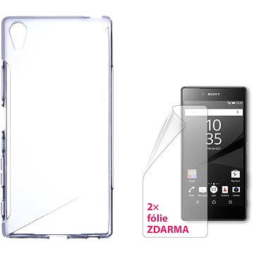 CONNECT IT S-Cover Sony Xperia Z5 Premium čiré (CI-901)